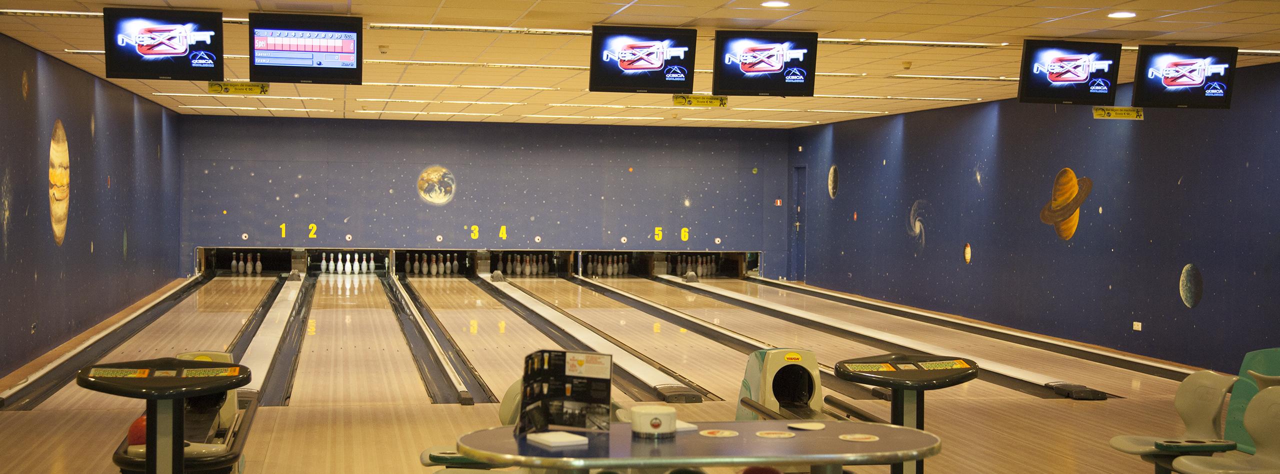 tijden en tarieven bowling