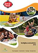 brochures verblijfsaccommodaties