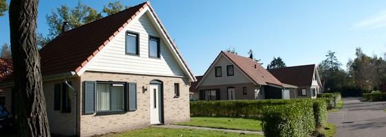 zonnedauw bungalow